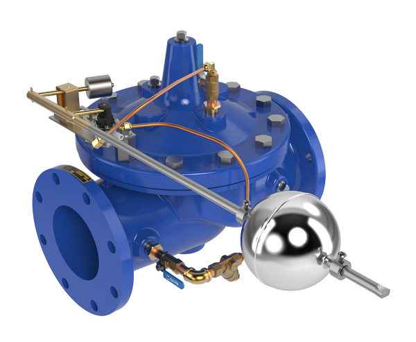 Level Control Valves for Tanks in Mining & Industrial Applications