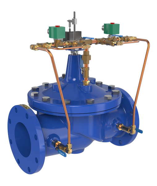 Electronic Control Valves & Products for Waterworks & Wastewater