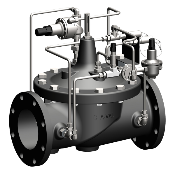 Aviation Fueling Control Valves