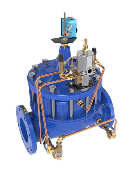 Pump Control Valves for Irrigation Applications