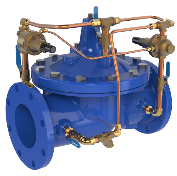 Pressure Reducing Valves for Irrigation Applications