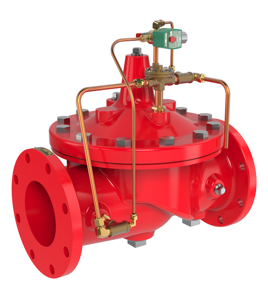 Deluge Valves for Commercial Fire Protection Applications