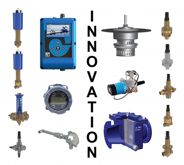 Controls and Accessories for Waterworks & Wastewater Applications