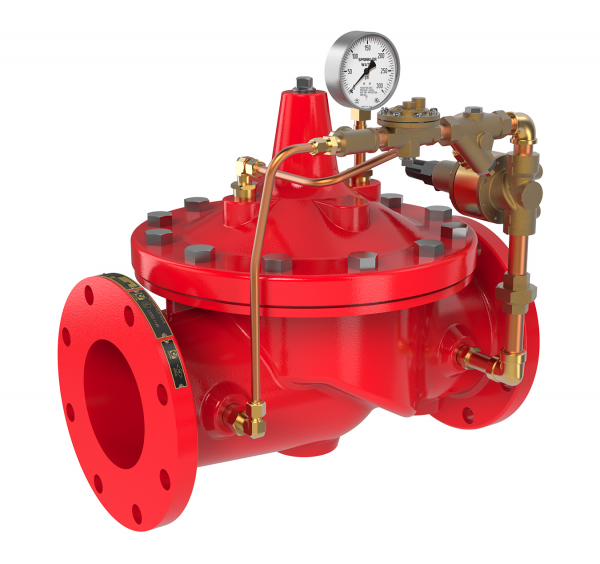 Pressure Relief Valves for Onshore & Offshore Fire Protection