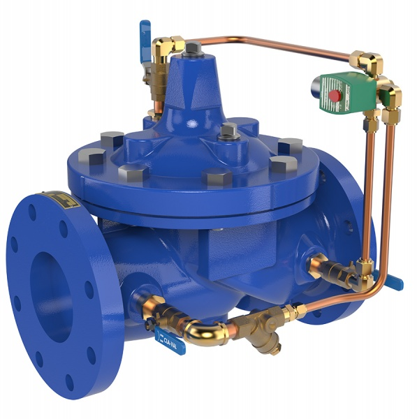 On-Off Control Valves for Mining & Industrial Applications